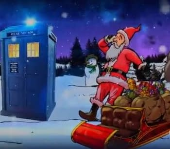 BBC Releases Surprise 2018 Doctor Who Christmas Special &#8211 on Twitter