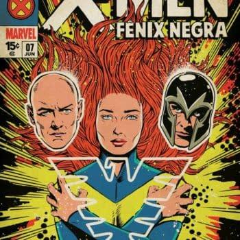 Comics-Inspired New 'Dark Phoenix' Poster from Brazil Comic Con
