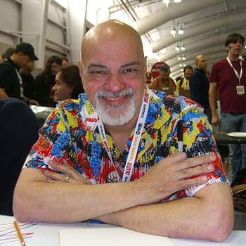 George Pérez Announces Retirement from Creating New Comic Stories