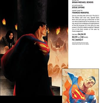 Lois and Clark Team Up for Journalism in Action Comics #1010 This April
