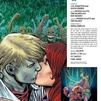 Scooby Apocalypse Also Canceled in April