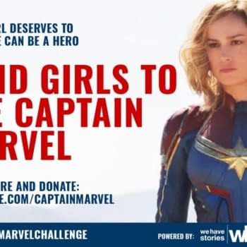 The #CaptainMarvelChallenge Wants to Help Young Girls See 'Captain Marvel' In Theaters