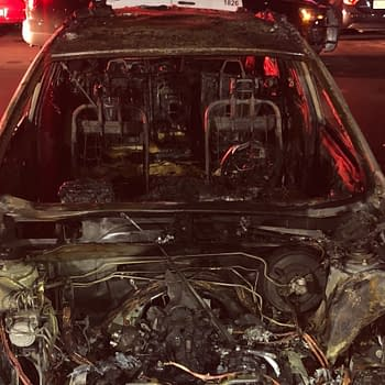 Updated: 7 Cars Destroyed by Arson at ALA Cosplayers Stalker Suspected