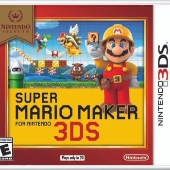 Nintendo Adds Three 3DS Titles to the Nintendo Selects Library