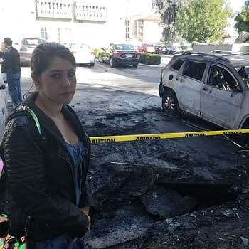 Updated: 7 Cars Destroyed by Arson at ALA, Cosplayer's Stalker Suspected
