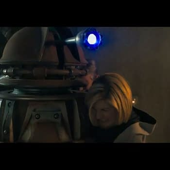 Doctor Who Resolution: You Wanted a Dalek Jodie Whittaker Got You That Dalek