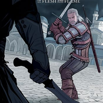 The Witcher: Of Flesh and Flame #2 Continues Dull Adaptation of a Classic (Review)