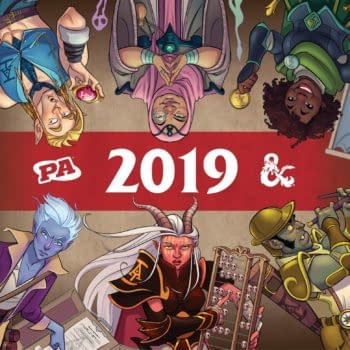 Interview: Jerry Holkins Talks Acquisitions Incorporated Dungeon Manual