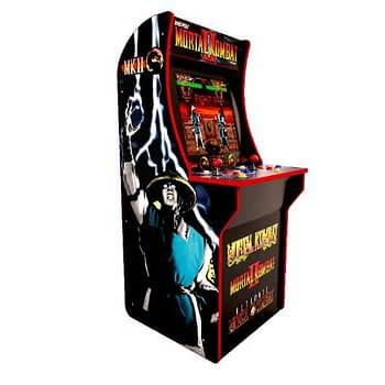 Arcade1Up Introduces Four New Games for 2019 Including Mortal Kombat