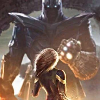 BossLogic Got to Visit the 'Avengers: Endgame' (We Think) Set
