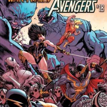 Malekith to Exploit Trump Shutdown in War of the Realms Avengers Tie-In?