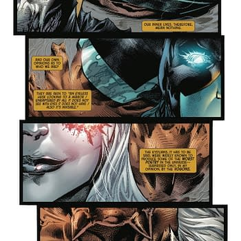 Come for the Slaughter Stay for the Literary Criticism in Next Weeks Black Order #3