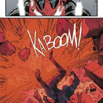 Is This How Black Panther Dies Again Next Weeks Black Panther vs. Deadpool #4