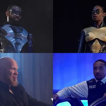 Black Lightning Angelitos Negros Recap: Khalil and Jennifer Are Done Running [SPOILERS]