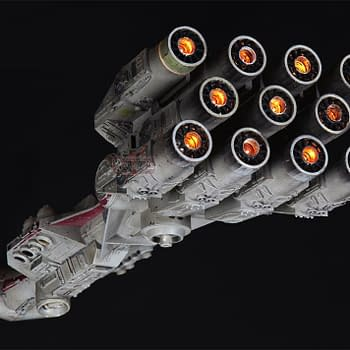 Blockade Runner from Star Wars Sold for $450000 at Auction [In 2015]