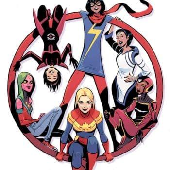 Marvel Celebrates International Women's Day with Champions #3 Variant