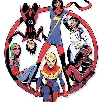 Marvel Celebrates International Womens Day with Champions #3 Variant