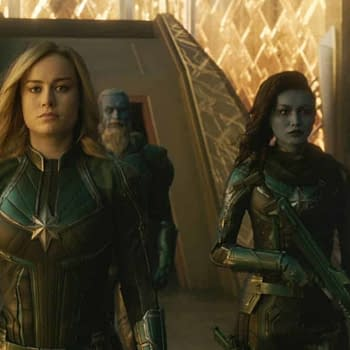 Gemma Chan Talks Captain Marvel Character Minn-Erva