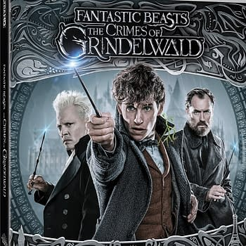 Heres What Were Getting on Fantastic Beasts: The Crimes of Grindelwald 4K Blu-Ray