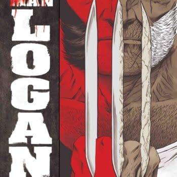 Hot Wolverine on Wolverine Action in April's Dead Man Logan #6