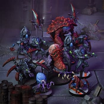 Mantic Shares Details and New Minis for Deadzone