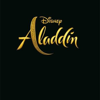Disneys Live Action Aladdin Comes to Comic Book Action at Dark Horse
