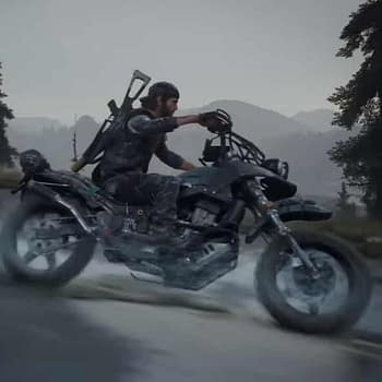 The Latest Days Gone Trailer Focuses on You and Your Motorcycle