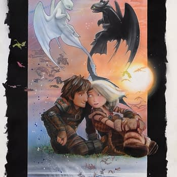 Drew Struzan out of Retirement for How To Train Your Dragon 3 Posters