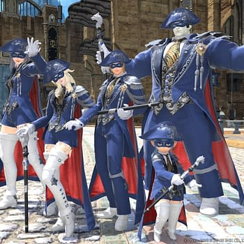 Final Fantasy XIVs Blue Mage Job is Completely Ridiculous
