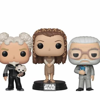 Funko Round-Up: Star Wars Marvel Zoolander Rick and Morty and Dr. Seuss