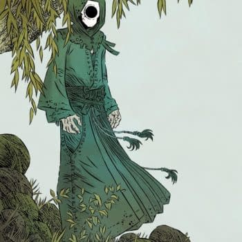 IDW to Publish Bobby Curnow, Simon Gane, and Ian Herring's Ghost Tree in April