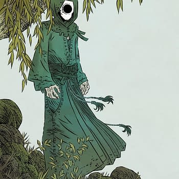 IDW to Publish Bobby Curnow Simon Gane and Ian Herrings Ghost Tree in April