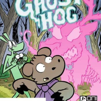Stories Not in Joey Weiser's Ghost Hog Graphic Novel for Free Comic Book Day 2019 – Preview