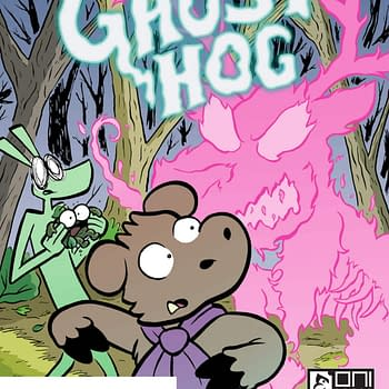 Stories Not in Joey Weisers Ghost Hog Graphic Novel for Free Comic Book Day 2019 &#8211 Preview