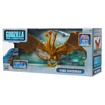 Godzilla: King of the Monsters Jakks Pacific Toys Revealed&#8230Including a Spoiler