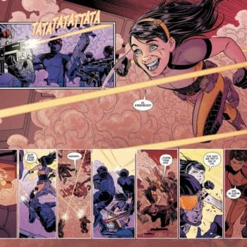 Honey Badger is the Best She is at What She Does in Next Week's X-23 #8
