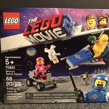 LEGO Fans Must Pick Up the New Bennys Space Squad Set