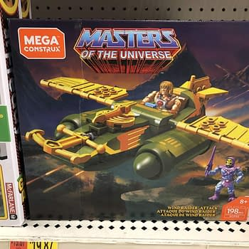 BC Toy Spotting: NECA Masters of the Universe Marvel Legends Godzilla and More