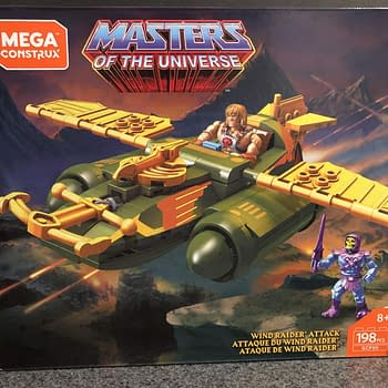 Lets Take a Look at Mega Construx Masters of the Universe Wind Raider