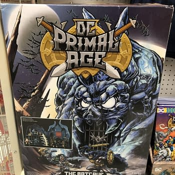 BC Toy Spotting: Sunday Special DC Primal Age LEGO NECA Shazam and More