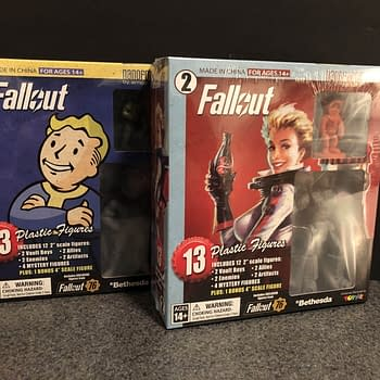 Fallout Fans Will Want to Check Out the New Nanoforce Toynk Releases
