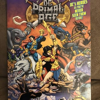 The DC Primal Age 100-Page Giant is Half-Baked Fun