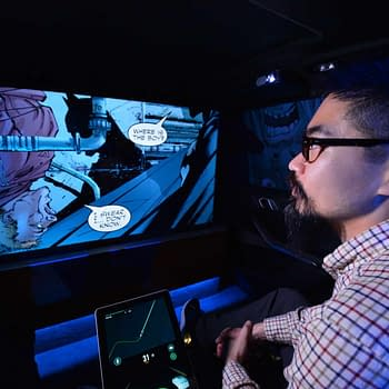 CES: Warner Bros And Intel Use Batman to Demo Self-Driving Cars