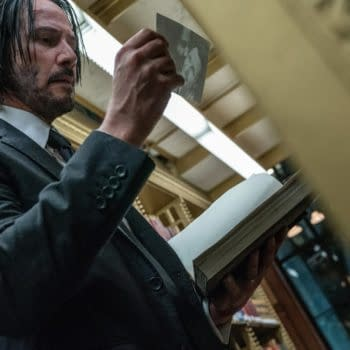 Geof Darrow Drew a 'John Wick 3' Poster So Violent It Can Never Be Seen