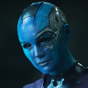 Karen Gillan [SPOILER] Take Part in Avengers: Endgame Reshoots