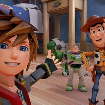 Kingdom Hearts III Shares a New Gameplay Video With More Story