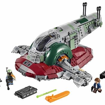 LEGO Celebrates 20 Years of Star Wars Sets With Anniversary Releases