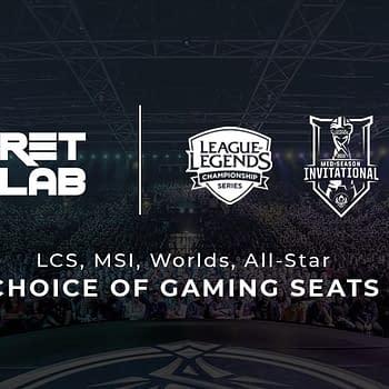 League of Legends Gains Secretlab as a Global Partner