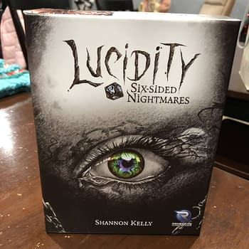 Review: Lucidity: Six Sided Nightmares by Renegade Game Studios