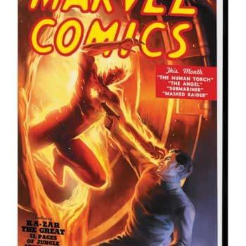 Marvel Comics #1 Gets a $30 80th-Anniversary Edition